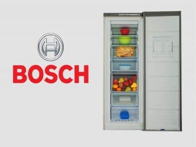 comprar congelador Vertical Bosch
