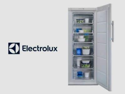 congeladores verticales electrolux
